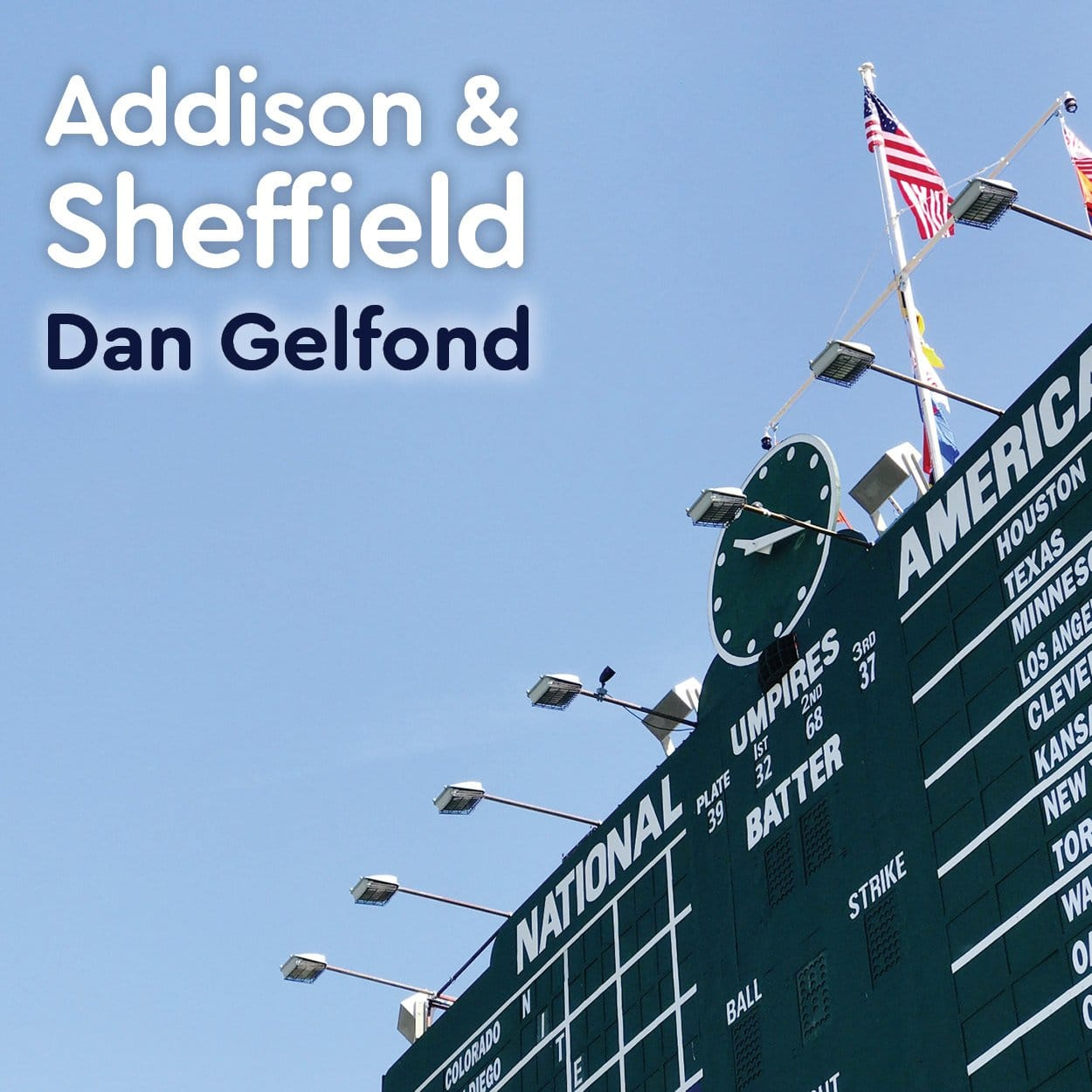 Dan Gelfond at Addison & Sheffield