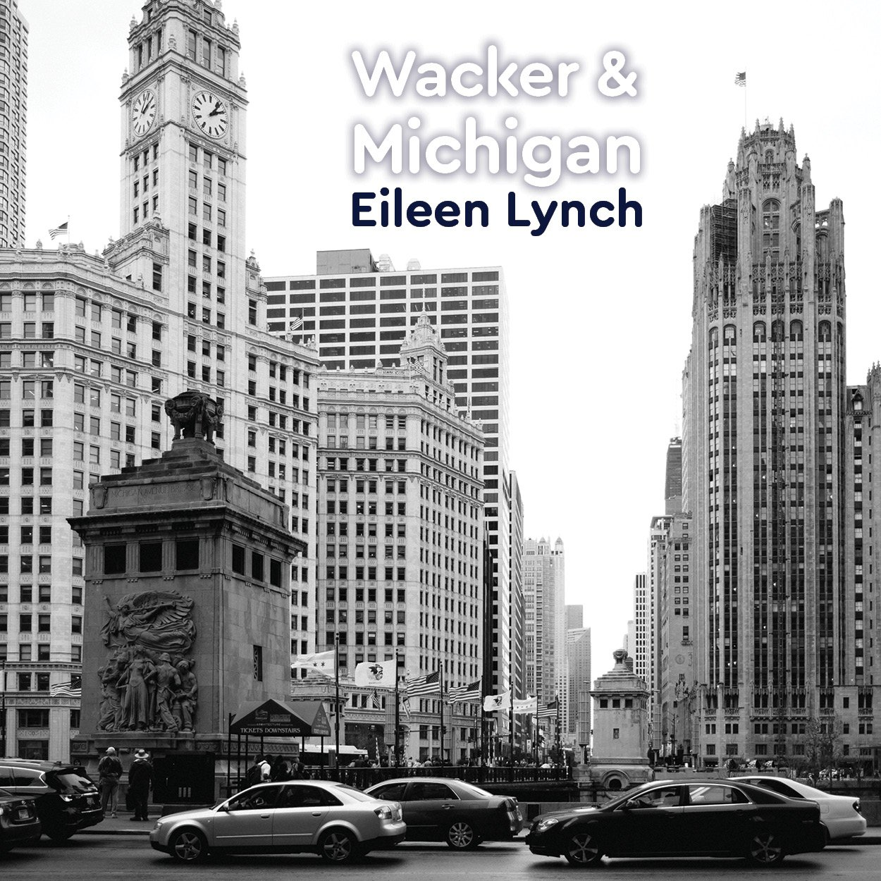 Eileen Lynch at Wacker & Michigan