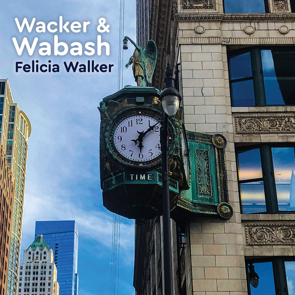 Felicia Walker at Wabash & Wacker