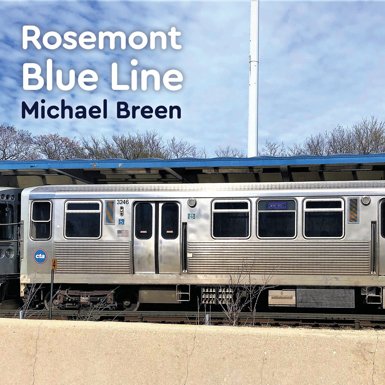 Michael Breen Rosemont Blue Line