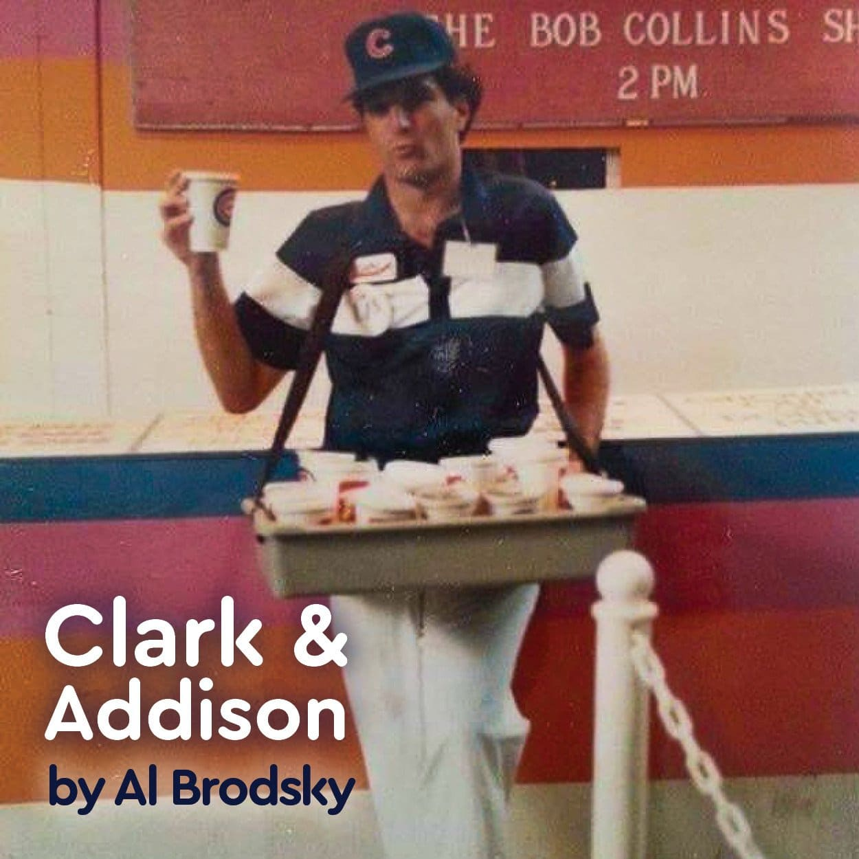 Al Brodsky at Clark & Addison