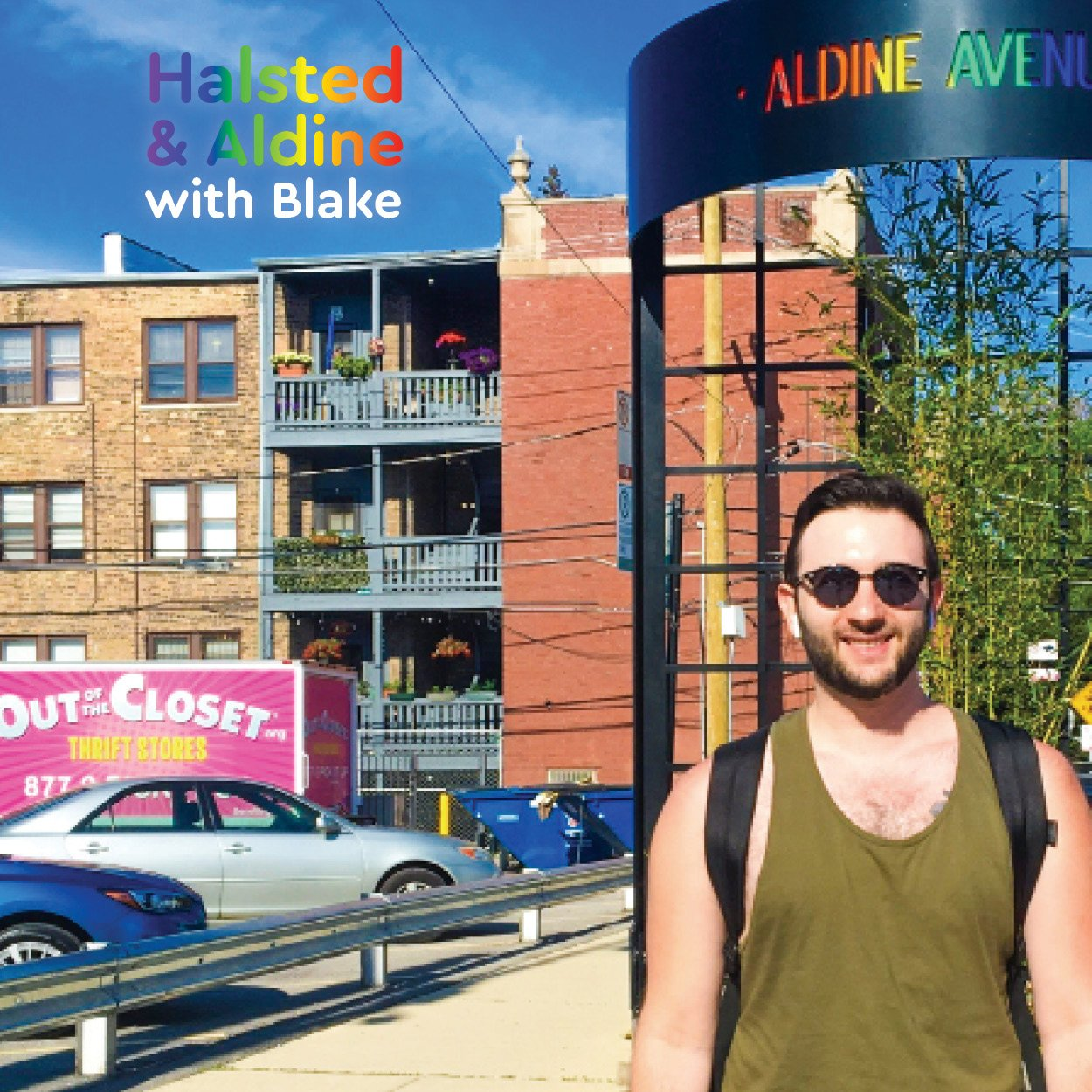 Blake at Aldine and Halsted