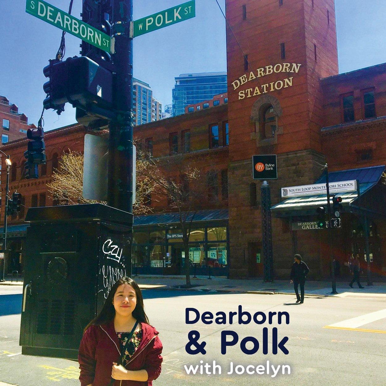 Jocelyn at Dearborn and Polk