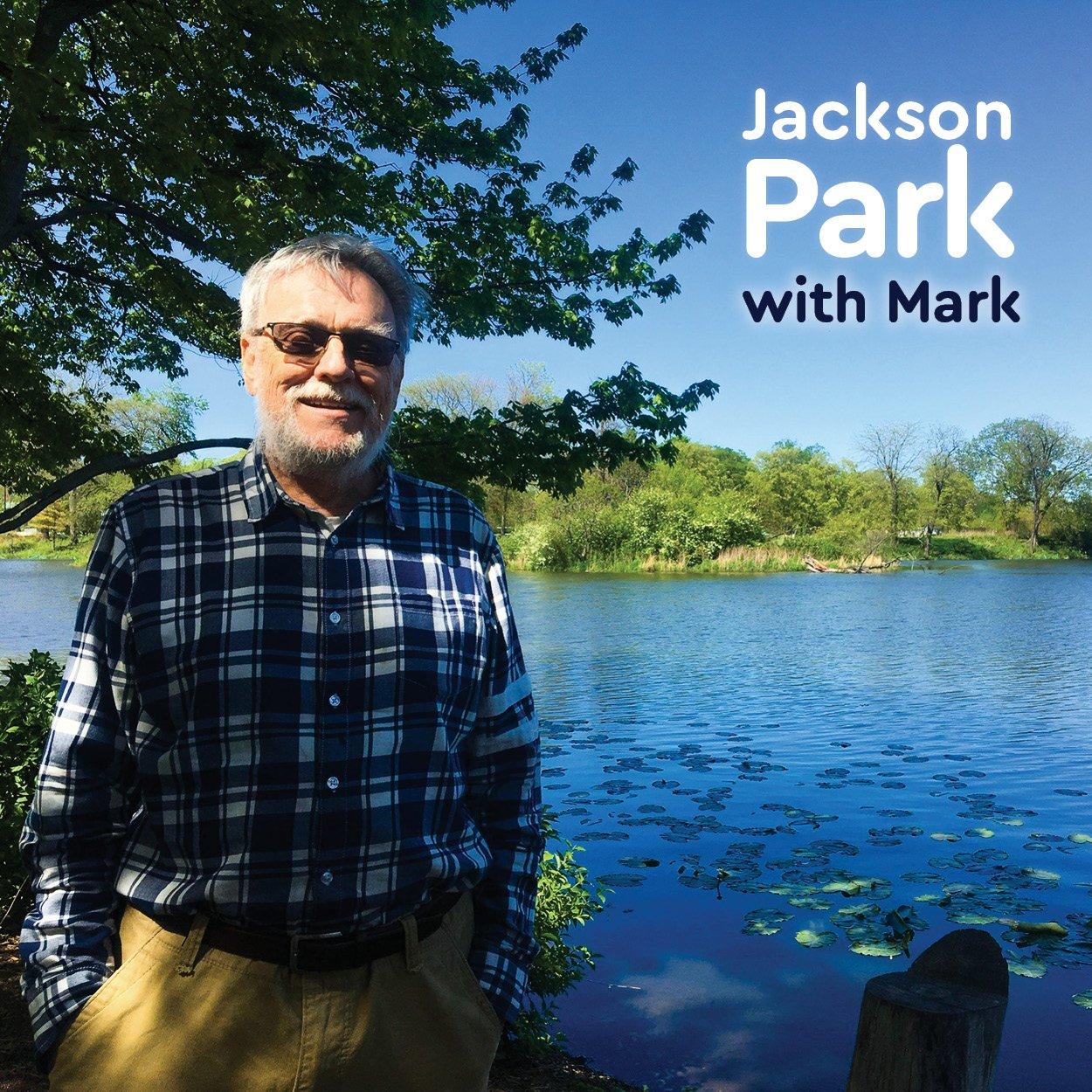 Mark at Jackson Park