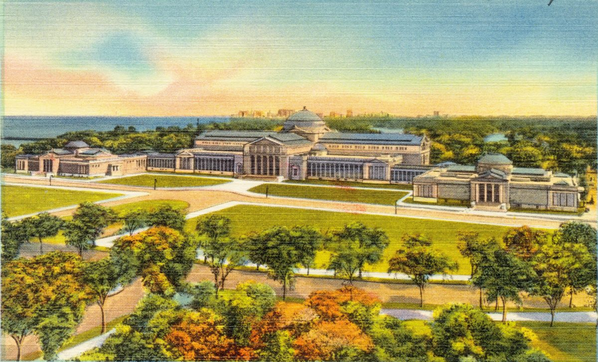 Museum of Science and Industry, Jackson Park, Chicago
