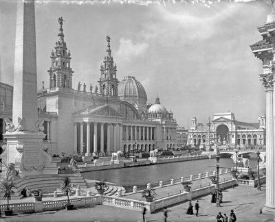 Palace of Mechanic Arts, 1893 World Columbian Exposition