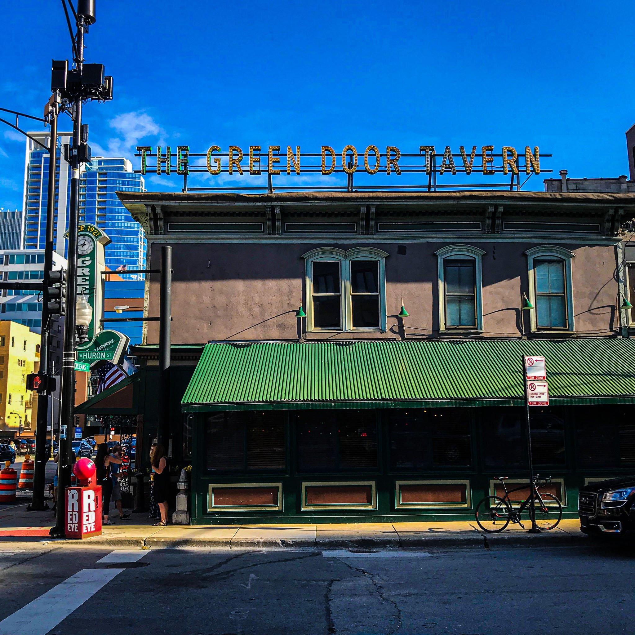 Green Door Tavern 5