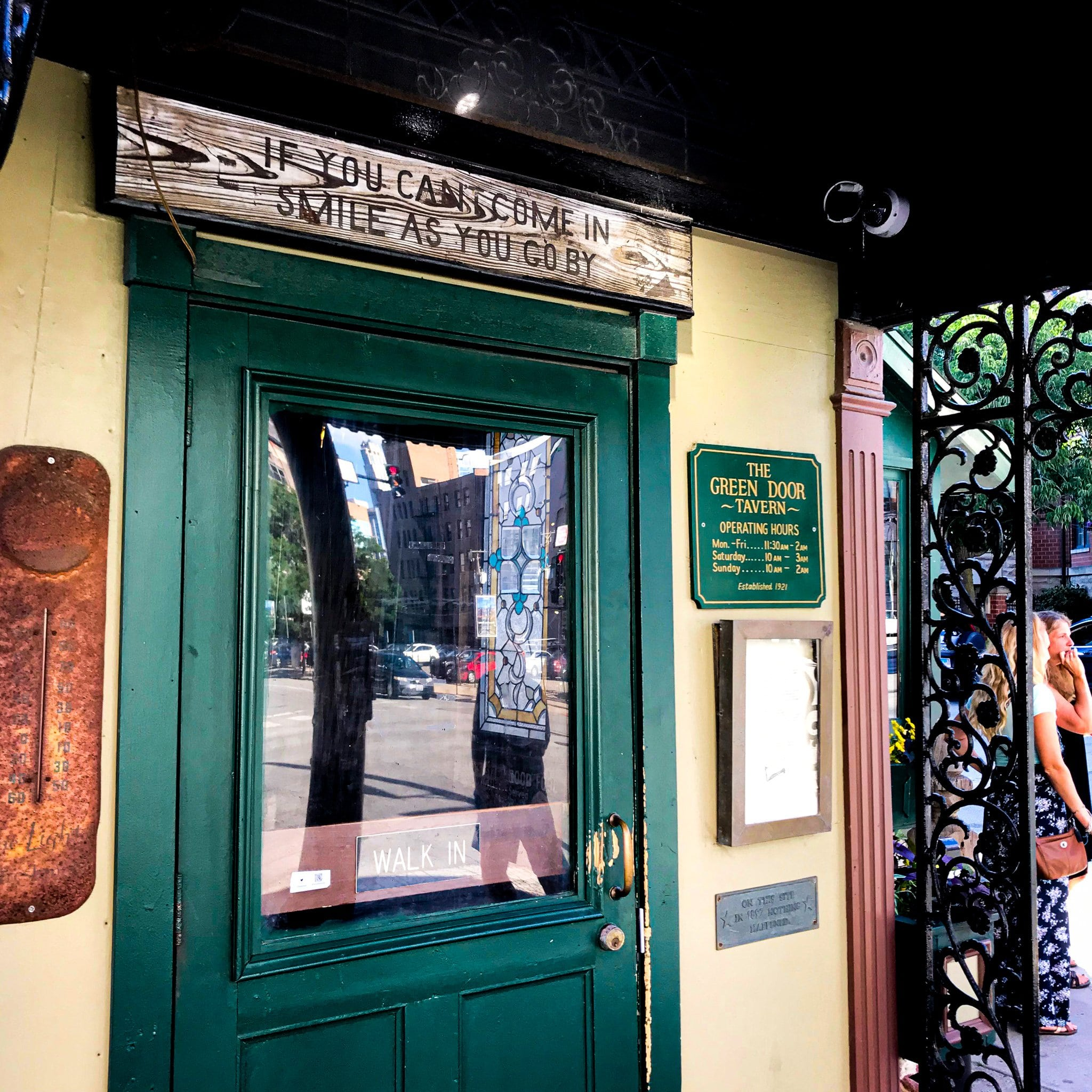 Green Door Tavern 6