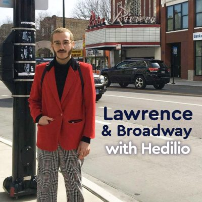 Hedilio at Lawrence & Broadway