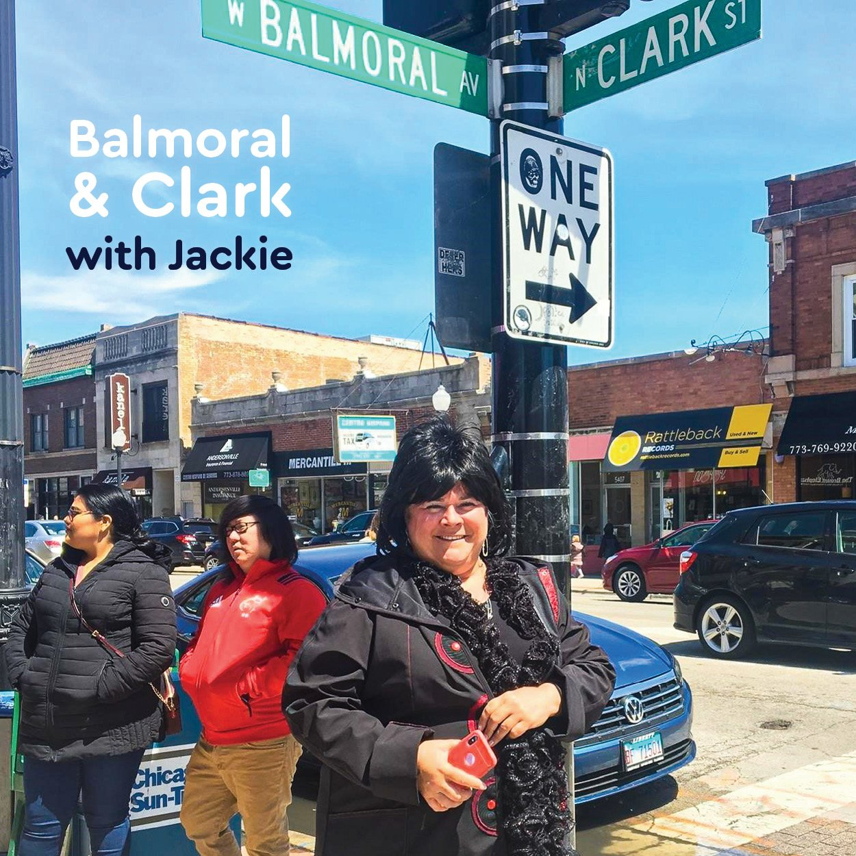 Jackie Balmoral & Clark Feature
