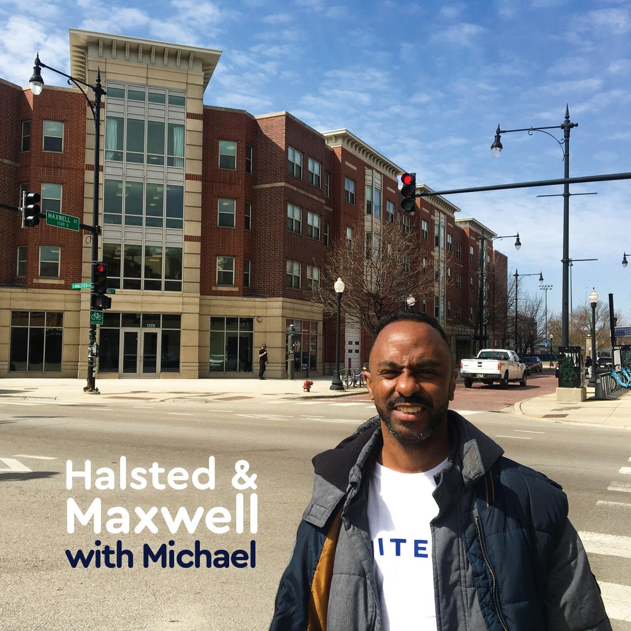 Michael Halsted & Maxwell Feature
