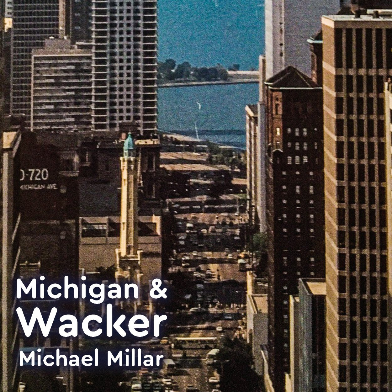 Michael Millar at Michigan & Wacker