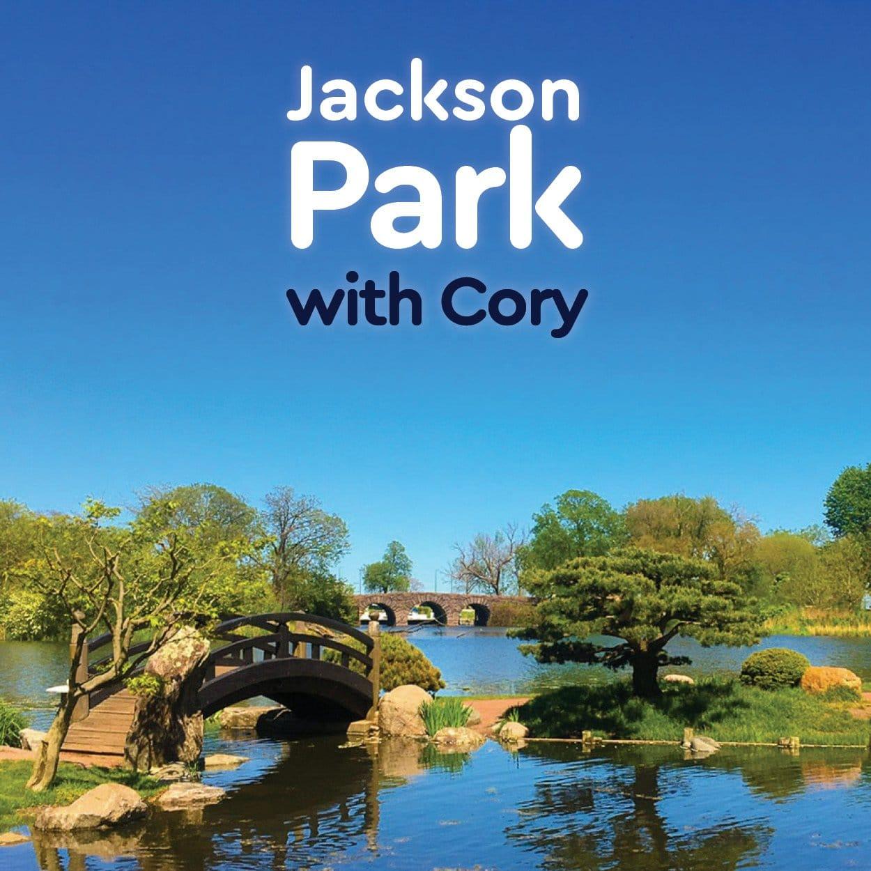 Cory at Jackson Park