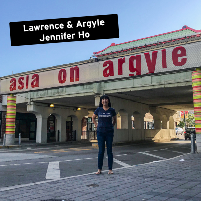 Jennifer Ho of Lawrence & Argyle