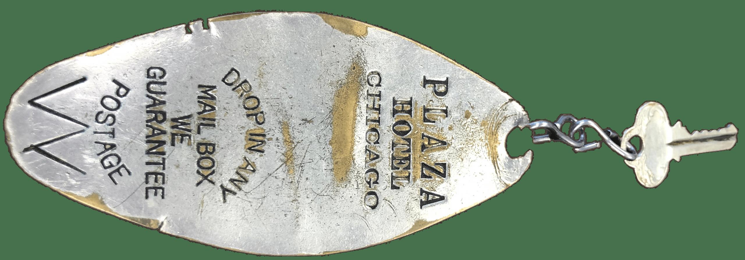 Plaza Hotel Key