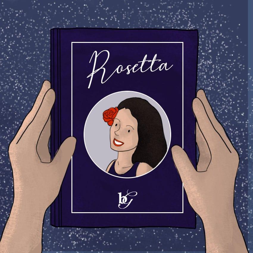 A bioGraph book: Rosetta's Memoir