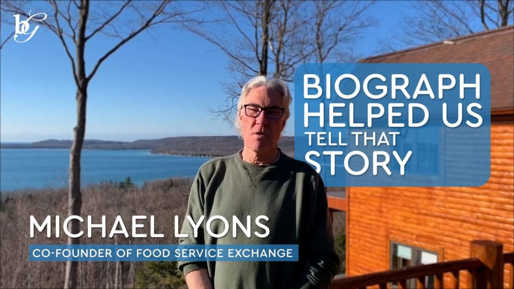 Michael Lyons Testimonial