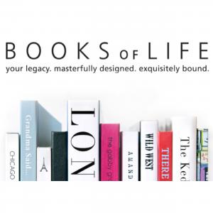 Books of Life Logo