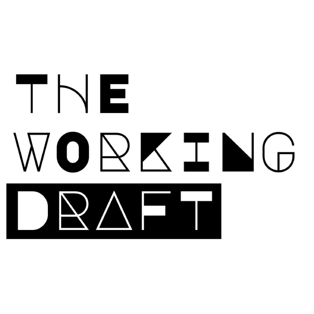 The Working Draft Logo