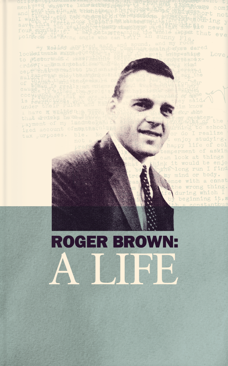 Roger Brown Front Cover