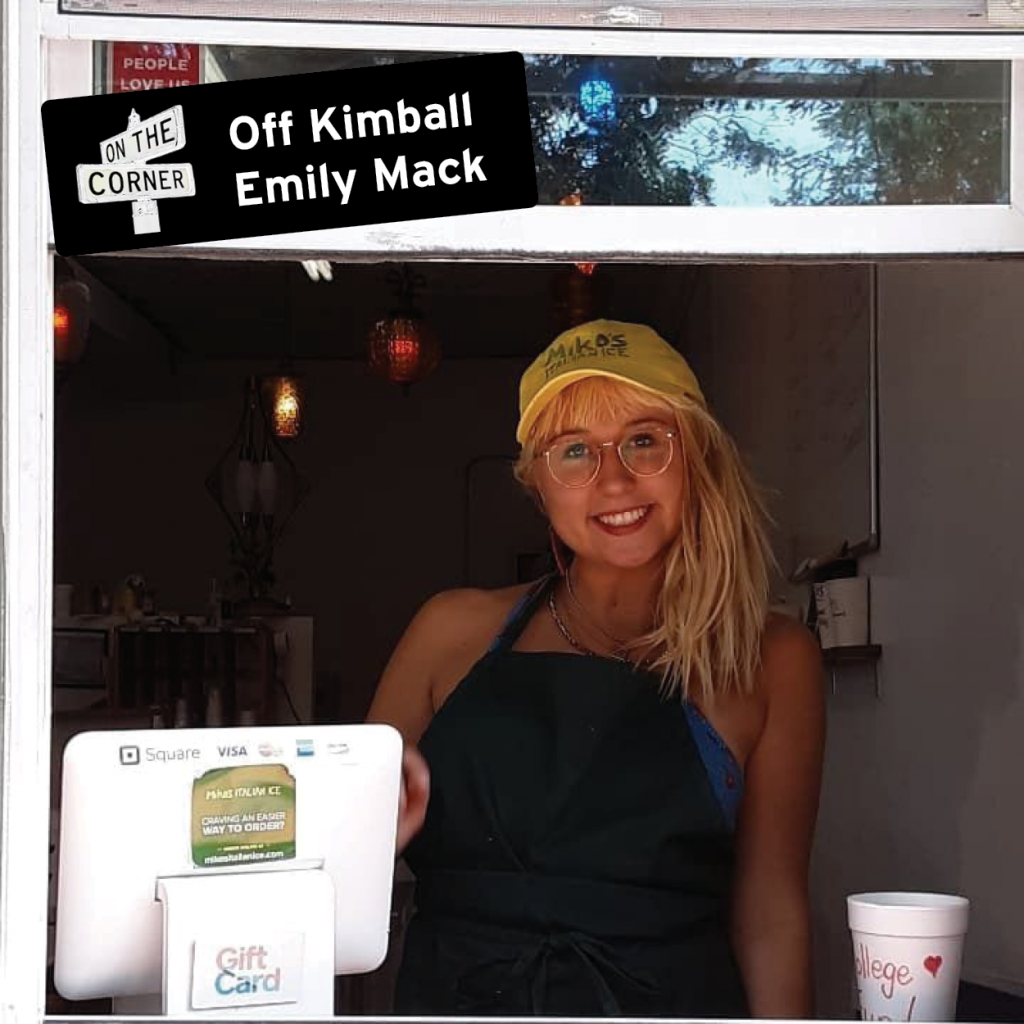 Emily Mack Off Kimball