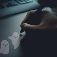 Ghostwriting Goodbye