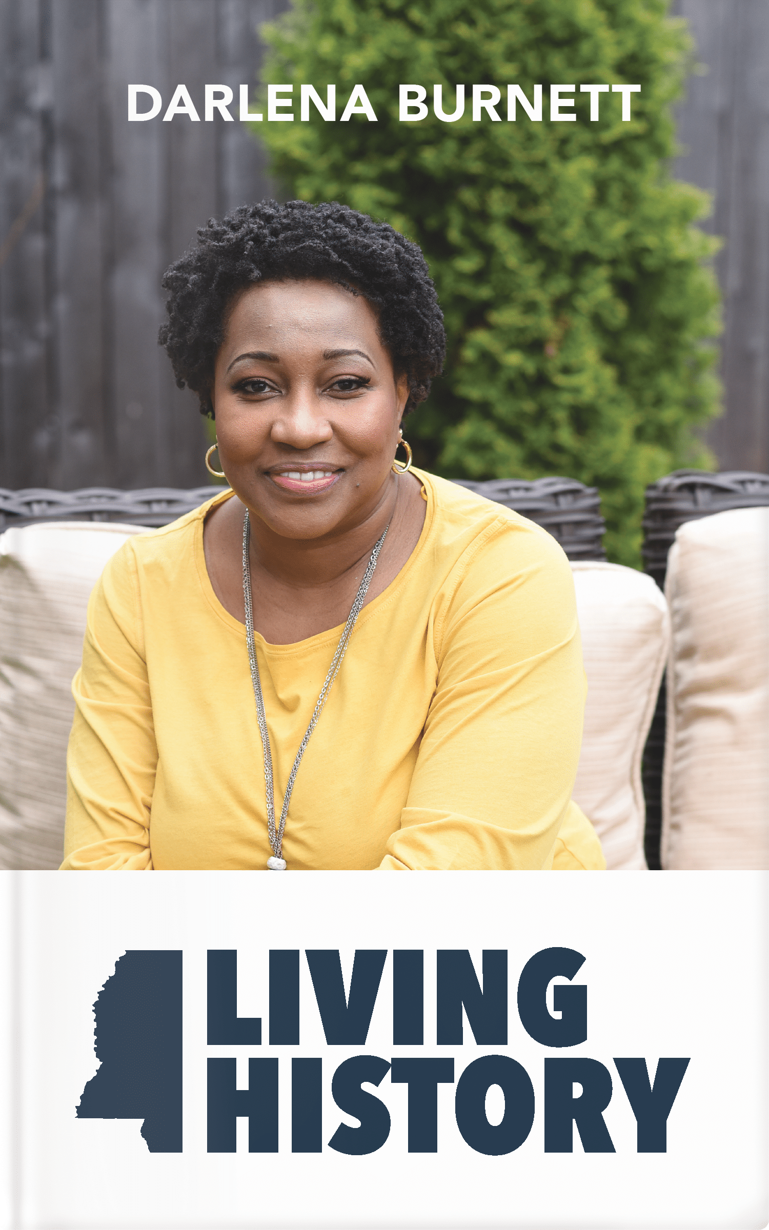 Living History by Darlena Burnett