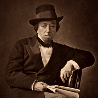 """Benjamin Disraeli Biography Quote: """"Do not read the history. Read biographies, because biography is life without theory."""""""